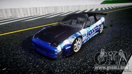 Nissan 240sx Toyo Kawabata for GTA 4