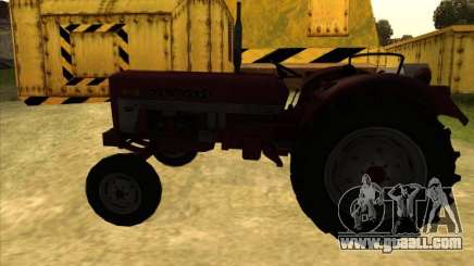 Red Lizard for GTA San Andreas