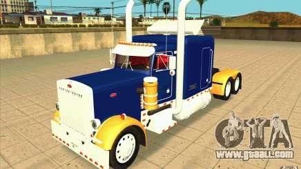 Peterbilt 359 Custom for GTA San Andreas