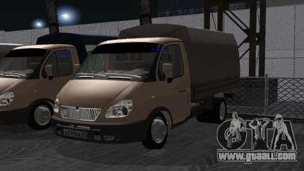 3302 Gazelle for GTA San Andreas