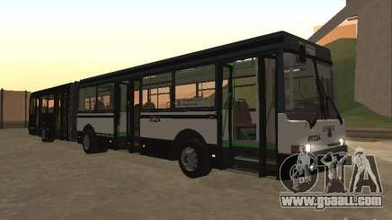 Buses 6222 for GTA San Andreas