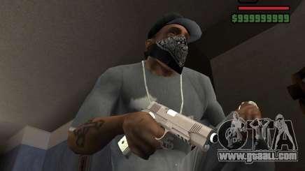 Kimber Desert Warrior for GTA San Andreas