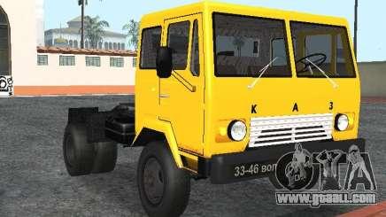 KAZ 608V for GTA San Andreas