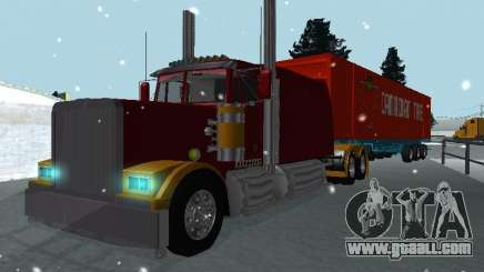 Western Star 4900EX Custom for GTA San Andreas
