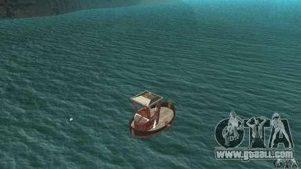 Lil Tug for GTA San Andreas