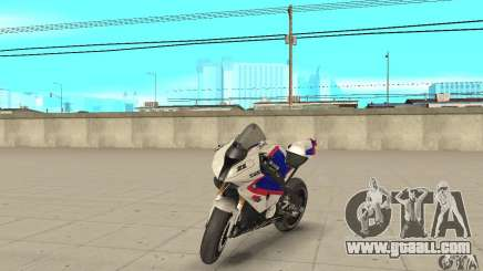 BMW S1000RR 2009 for GTA San Andreas