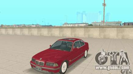BMW 325i Coupe for GTA San Andreas