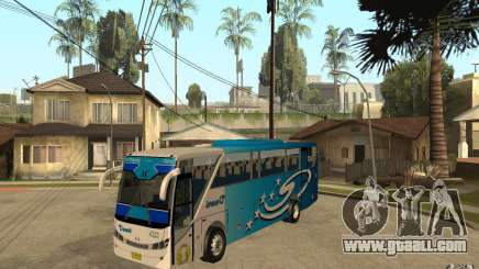 Hino New Travego V.Damri for GTA San Andreas