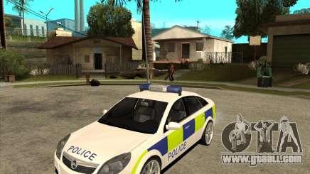 2005 Opel Vectra Police for GTA San Andreas