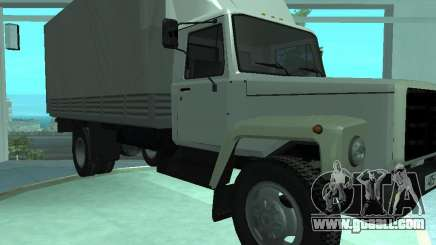 Gaz-3309 Elongatus for GTA San Andreas