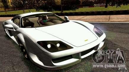 Noble M600 2010 V1.0 for GTA San Andreas