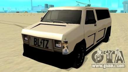 Burrito by W1nstoN for GTA San Andreas