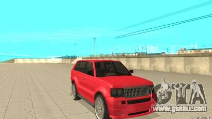 Huntley Sport from GTA 4 for GTA San Andreas