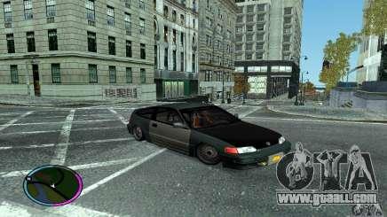 Honda CRX Tuned for GTA San Andreas