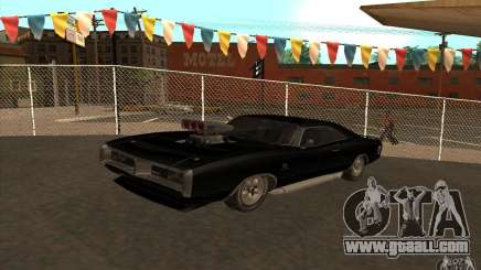 Dukes of GTA4 for GTA San Andreas