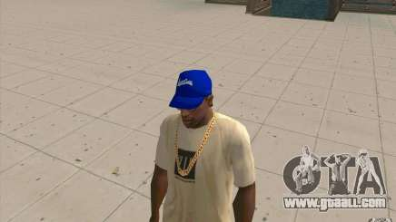 Cap WCCB for GTA San Andreas