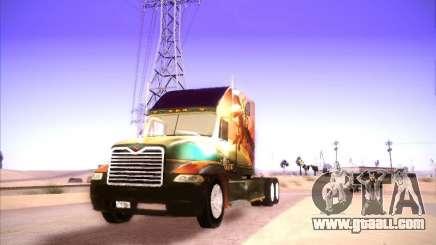 Mack Vision for GTA San Andreas