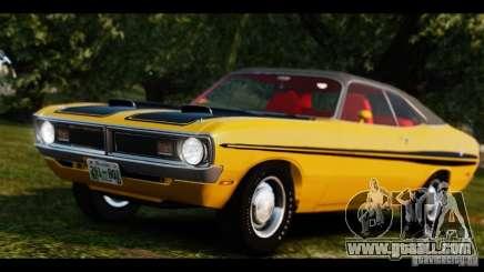 Dodge Demon 1971 for GTA 4