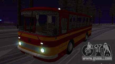 LAZ 697N for GTA San Andreas