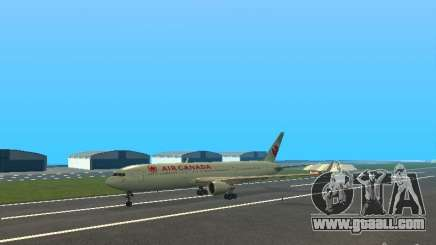 Boeing 767-300 Air Canada for GTA San Andreas