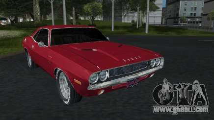 Dodge Challenger V1.0 for GTA San Andreas