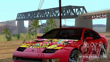 Nissan 300ZX JDM for GTA San Andreas