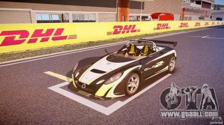 Lotus 2-11 for GTA 4