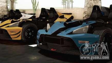 KTM-X-Bow for GTA San Andreas