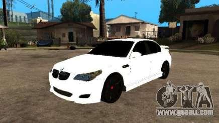 Bmw M5 Ls Ninja Stiil for GTA San Andreas