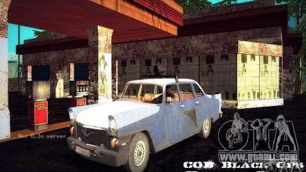 Gas 13 police Cuba for GTA San Andreas