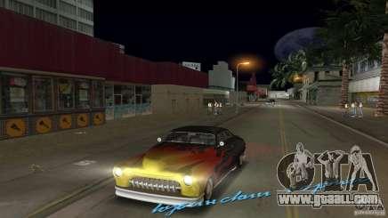 Cuban Hermes HD for GTA Vice City