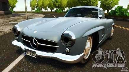 Mercedes-Benz 300 SL GullWing 1954 v2.0 for GTA 4