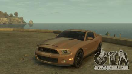 2011 Shelby GT500 Super Snake for GTA 4