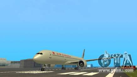 Boeing 787 Dreamliner Air Canada for GTA San Andreas