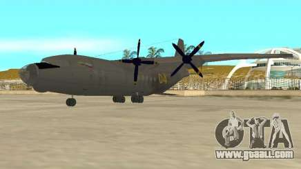 Antonov An-12 for GTA San Andreas
