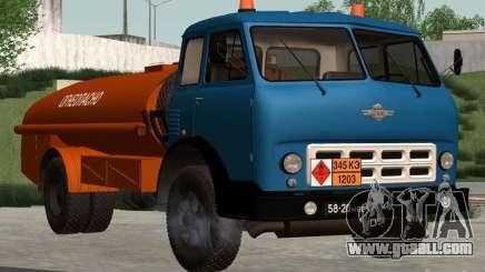 MAZ TK-7, 5-500A for GTA San Andreas
