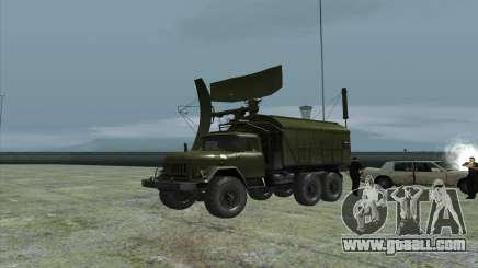 ZIL-131 RSP-7 for GTA San Andreas