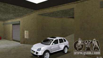 Porsche Cayenne for GTA Vice City