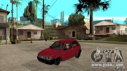 Fiat Uno Fire for GTA San Andreas