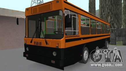 LIAZ 5256.25 for GTA San Andreas