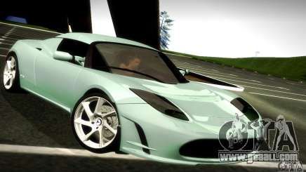 Tesla Roadster Sport for GTA San Andreas