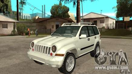 Jeep Liberty 2007 for GTA San Andreas
