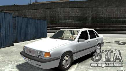 Volvo 850 Turbo 1997 for GTA 4