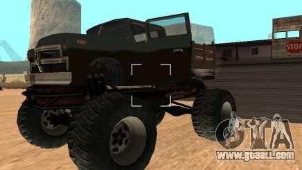 Walton Monster for GTA San Andreas