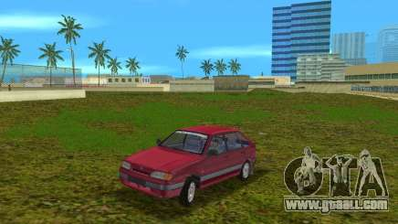 Lada Samara for GTA Vice City