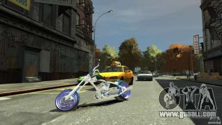 HellFire Chopper for GTA 4