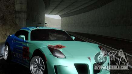 Pontiac Solstice Falken Tire for GTA San Andreas