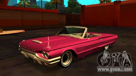 Ford Thunderbird 64 LowRider for GTA San Andreas