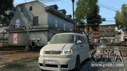 Volkswagen Transporter T4 for GTA 4