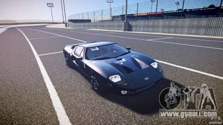 Ford GT1000 2006 Hennessey [EPM] EXTREME VERSION for GTA 4